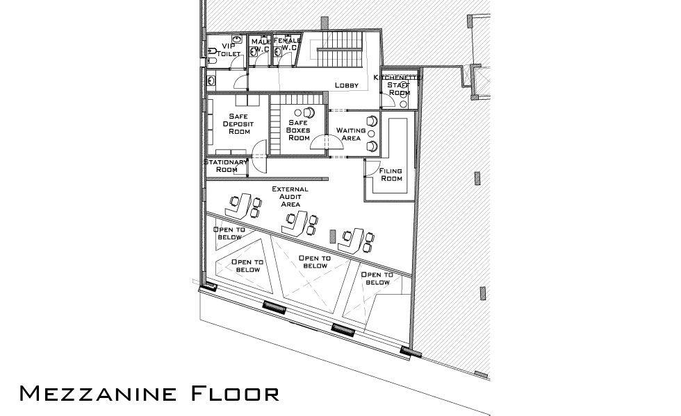Image Result For A Safe Deposit Box Bank Room Floor Plan Floor Plans Room Flooring Safe Deposit Box