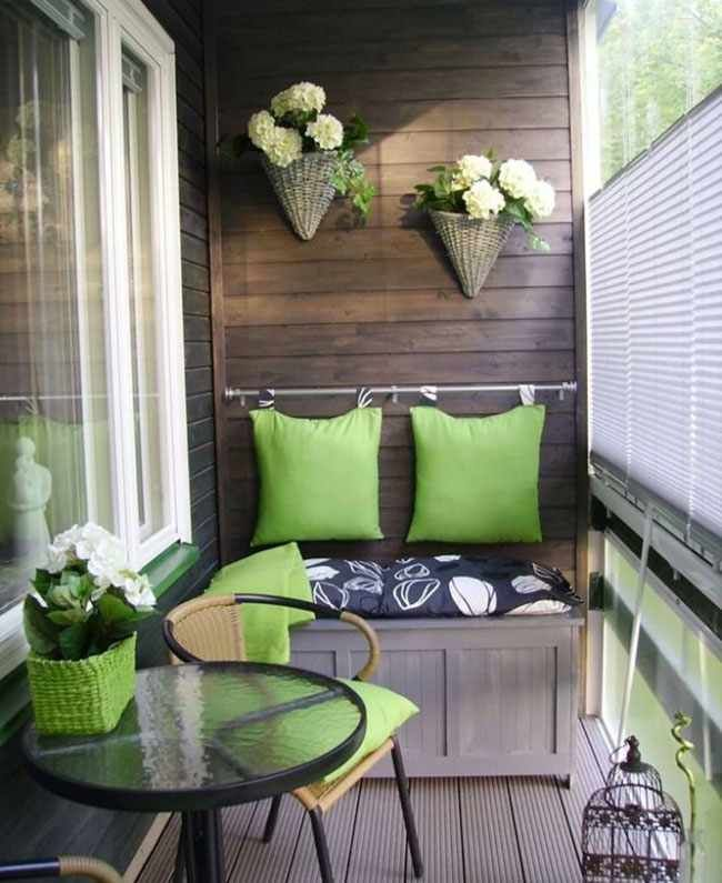 Ideas para decorar balcones cerrados pinterest - Balcones cerrados ...