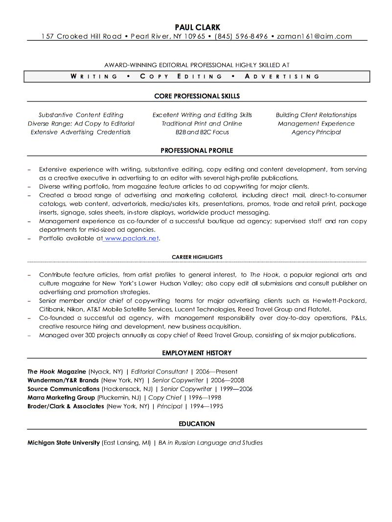 Freelance Resume Writers Wanted Writing Jobs Sample Work Experience  Template Relevant   Freelance Writing Resume Samples
