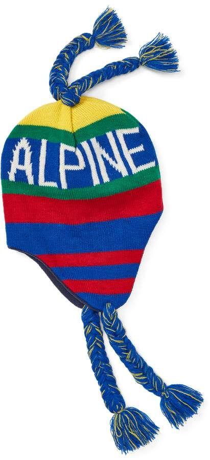 a8f50e71dcf Ralph Lauren Hi Tech Climb Earflap Hat
