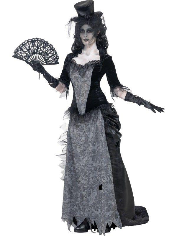 Ghost Town Black Widow Costume | £49.99  http://www.fancydresscity.co.uk/halloween-costumes