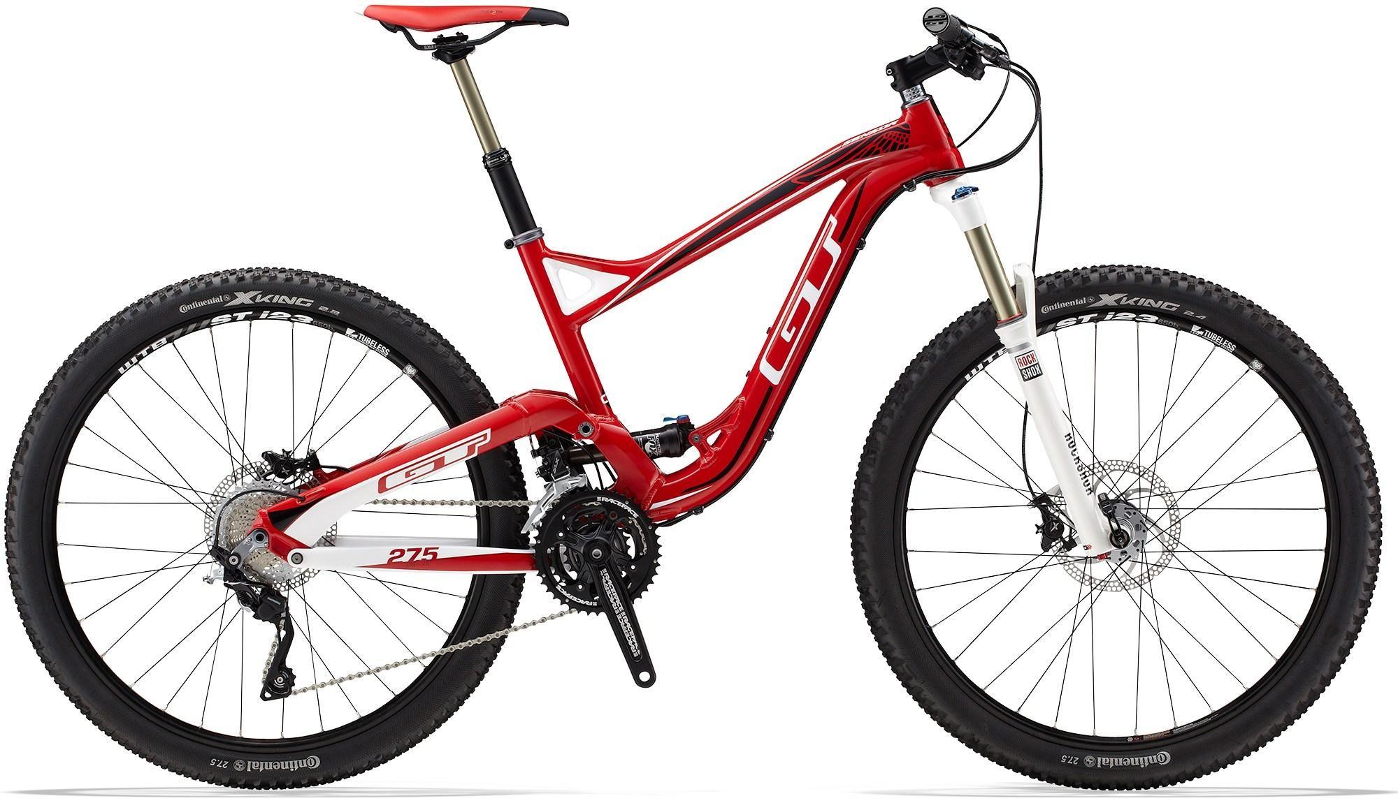 Gt Sensor Expert 27 5 Bike 2014 Gt Mountain Bikes Bike