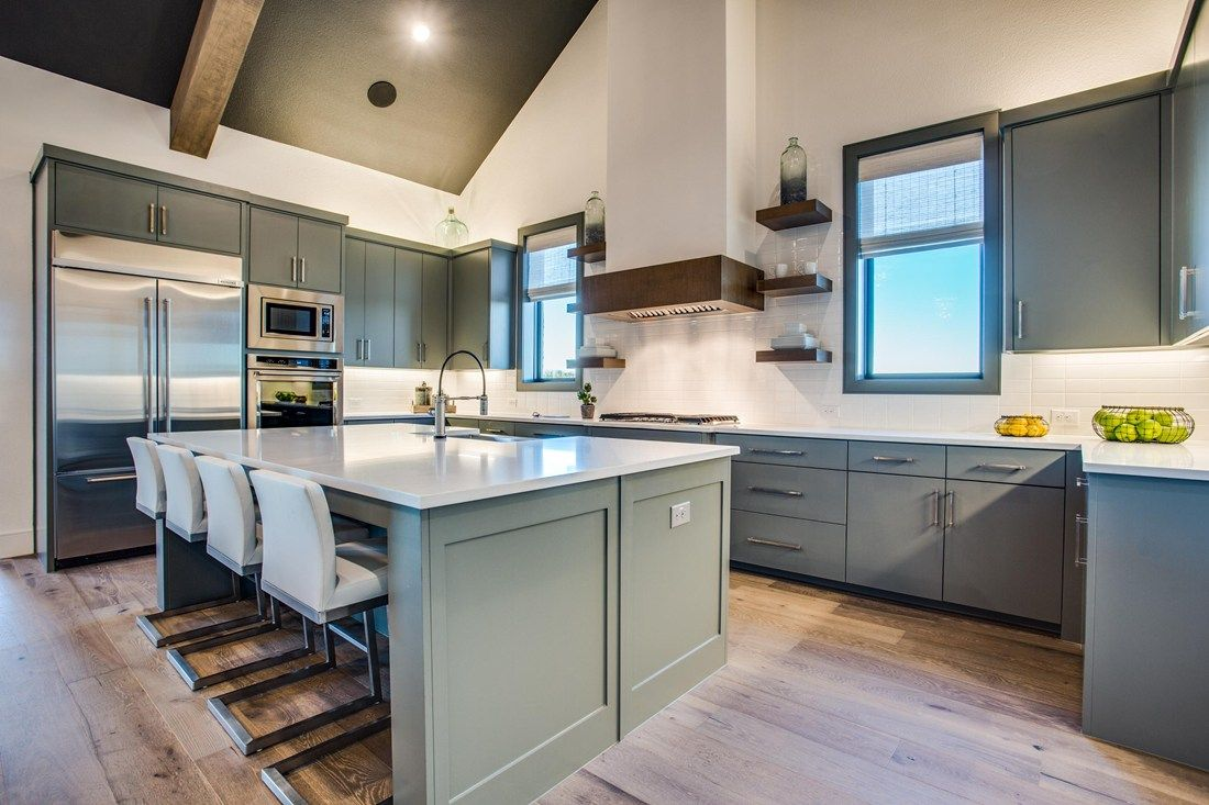 Stoney Creek in Sunnyvale, TX by Southgate Homes Kitchen