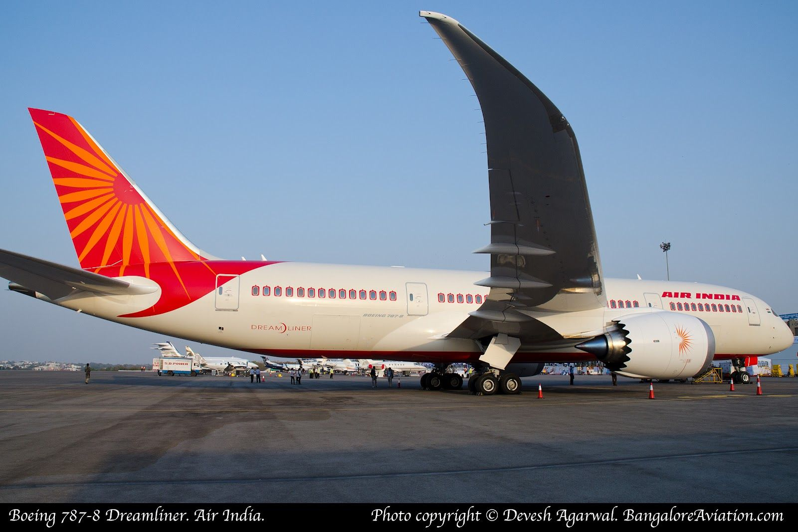 Boeing 787 8 Ln35 Air India Vohy India Aviation March 2012 Jpg