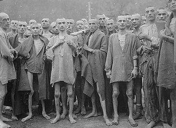 Homesexuals in concentration camps