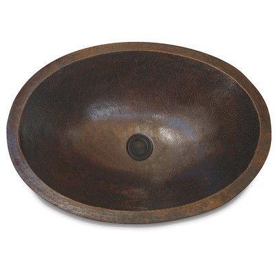 Cole + Company Custom Premier Fairfield Bathroom Sink