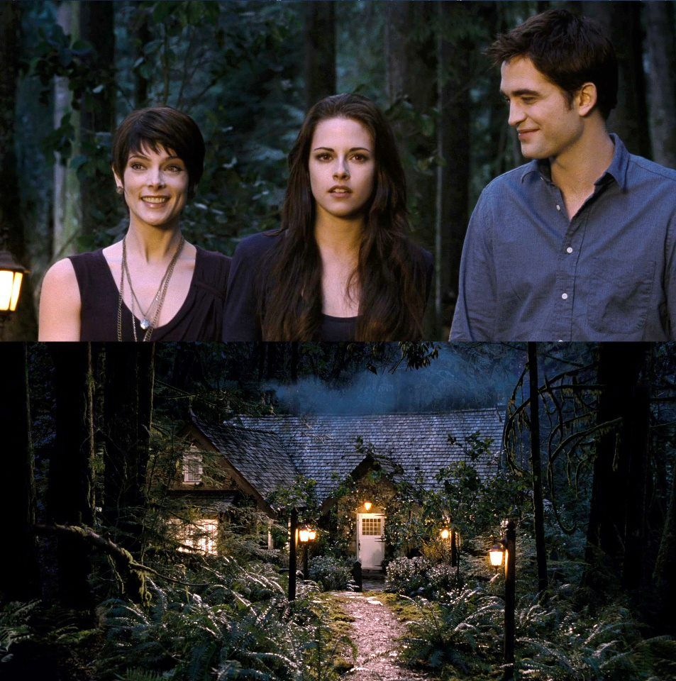 Welcome Home Alice To Bella And Edward Breaking Dawn Part 2 Twilight Saga Twilight Pictures Twilight