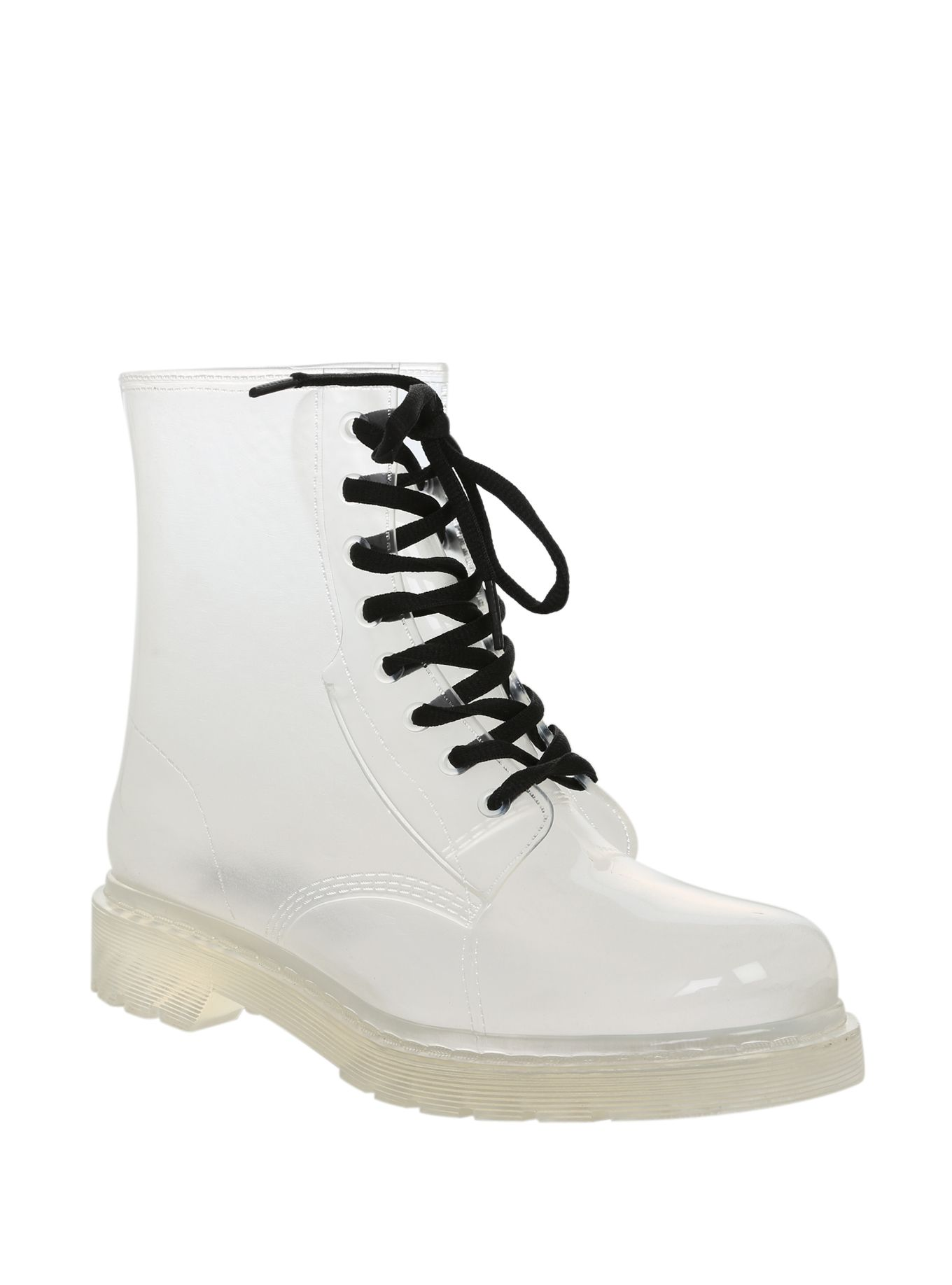 Clear Jelly Doc Martens | xuqnef l 610x610 shorts clear