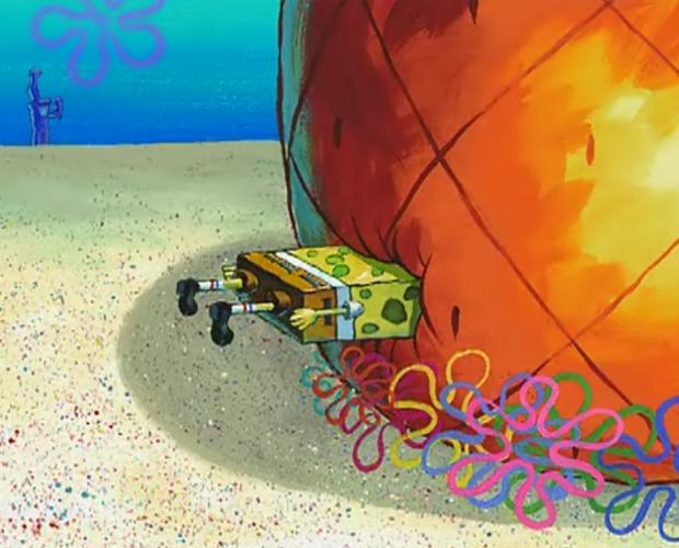 30 Funniest Freeze-Frame Detail Shots in SpongeBob SquarePants