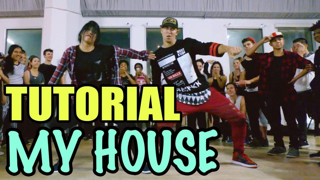 "Flo Rida - ""MY HOUSE"" Dance TUTORIAL   Choreography by Matt Steffanina (Intermediate Routine) ▶ TWITTER, INSTAGRAM, VINE » @MattSteffanina @DanceTutorialsLiv..."