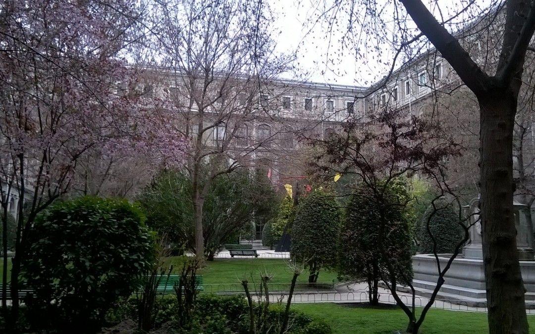 Arte povera en el Museo Reino Sofía de Madrid