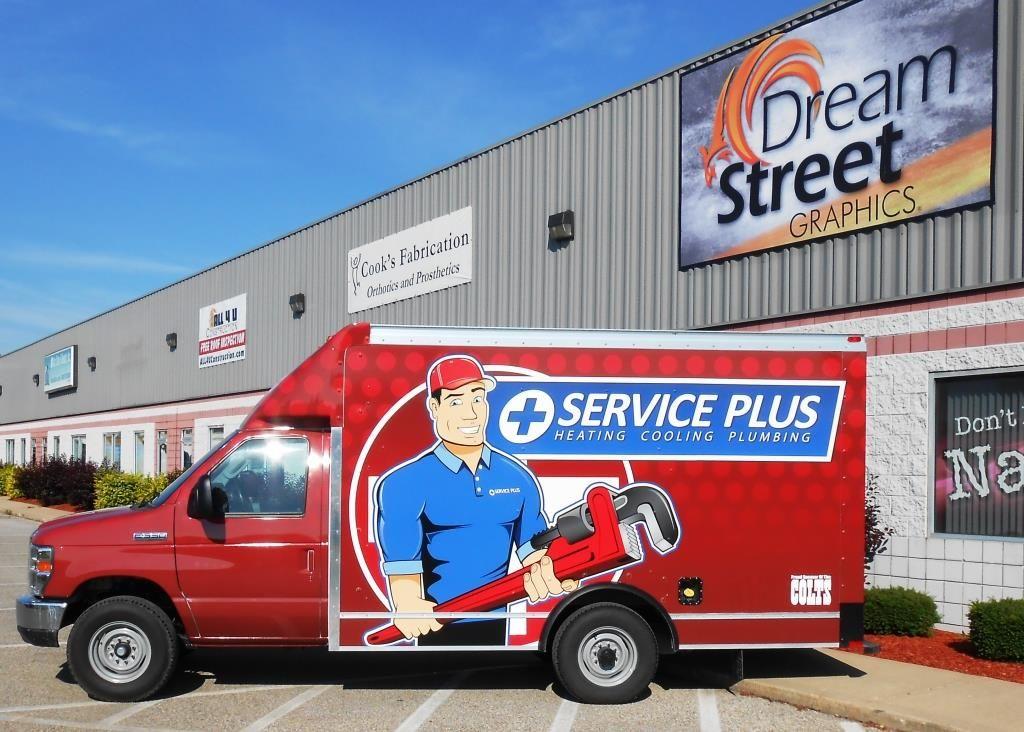Pin On Plumbing Trucks Vans