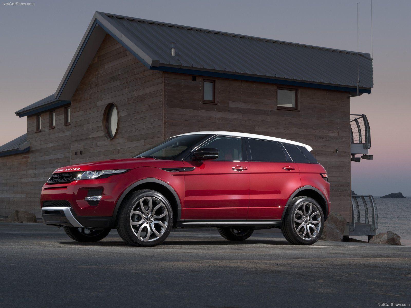 Range Rover Evoque Эвок, Обслуживание автомобиля, Автомобиль
