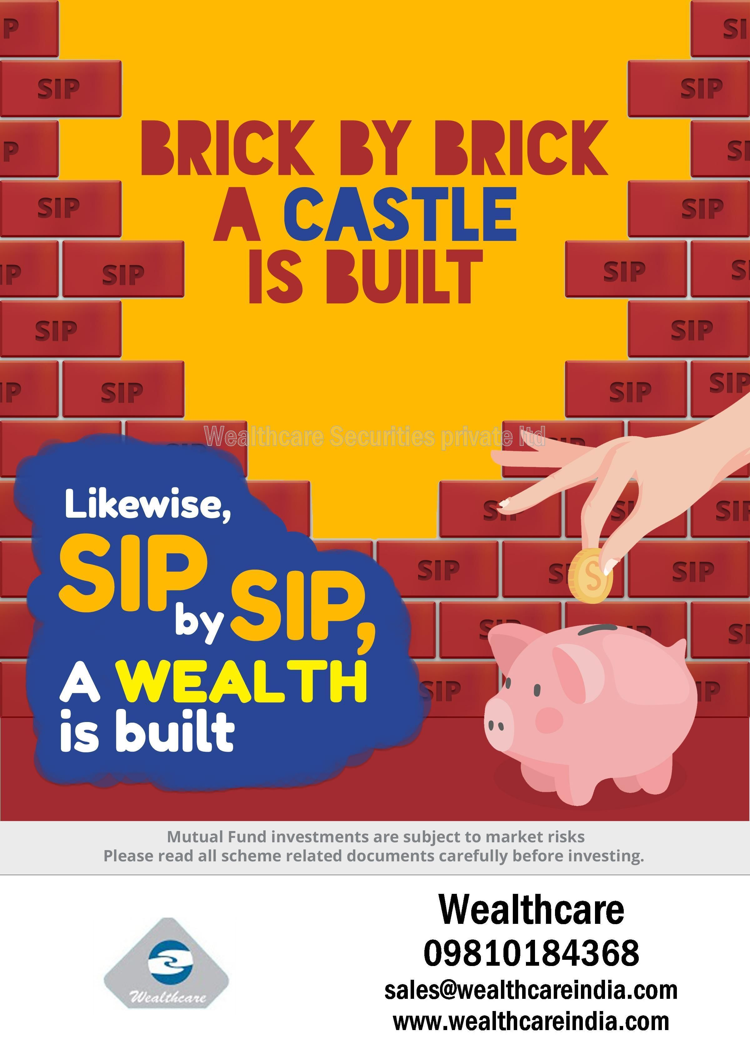 Brick By Brick A Castle Is Built Likewise Sip By Sip A Wealth Is