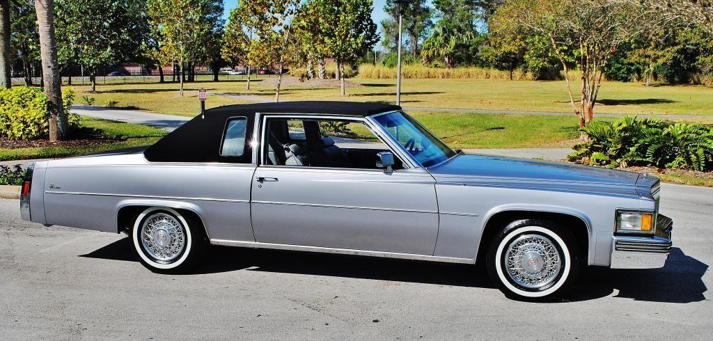 1979 Cadillac Coupe Deville Phaeton   Clic Automobiles ...