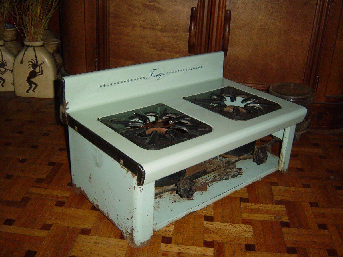 Estufas antiguas 1960 objetos antiguos pinterest - Estufa antigua de lena ...