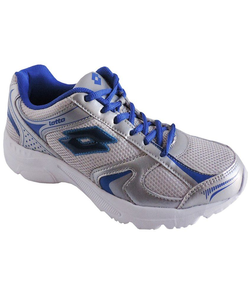 Lotto Silver Sports Shoes Snapdeal | Sports shoes, Shoes
