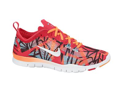 The Nike Free TR Fit 4 Print Women's Training Shoe. | Womens