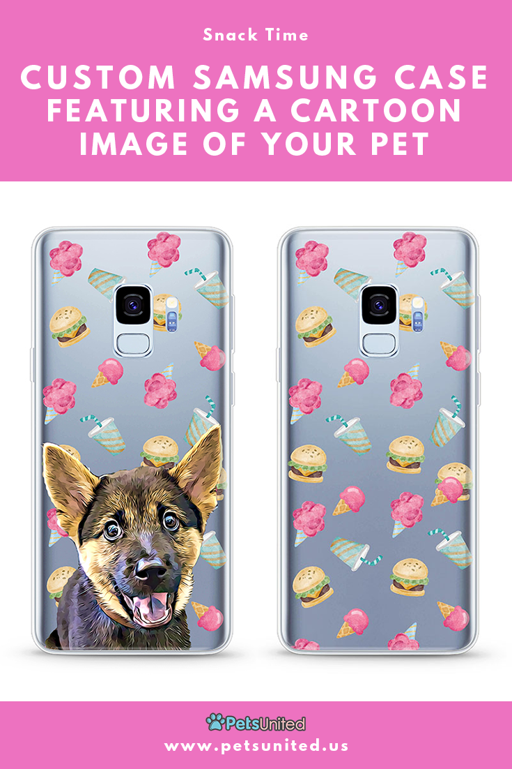 Custom Phone Case For Samsung Personalized Gifts For Dog Lover Custom Phone Cases Ideas Love Your Pet Dog Lover Gifts