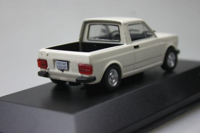 Ixo 1 43 Fiat 147 Plck Up 1979 Rare Pickup Truck Model Alloy Car