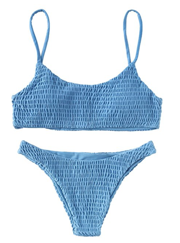 9c23da1262c723 I'm Buying This $16 Bikini From Amazon in Every Color | Kleidung ...