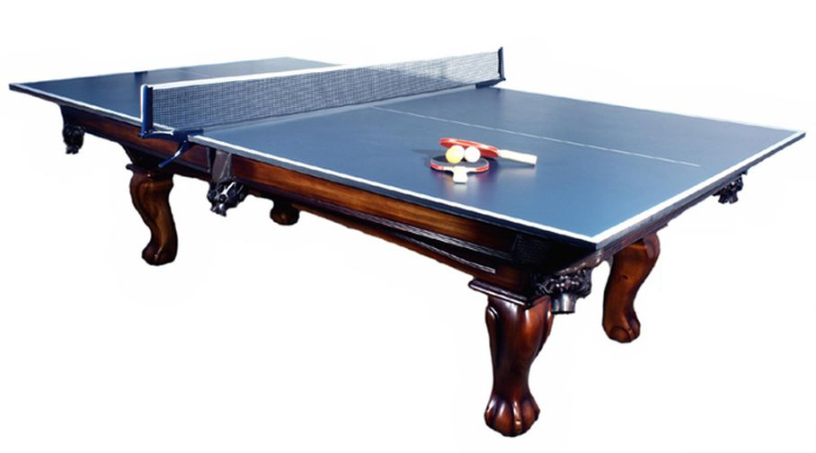 Multi Task With A Ping Pong Top And Play Kit With Rubber Underside Protects Pool Table Table Tennis Conversion Top Billiard Pool Table Table Tennis