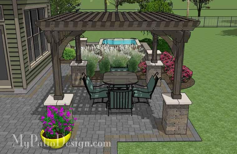 Turn your backyard into a paradise you will never want to leave with ...