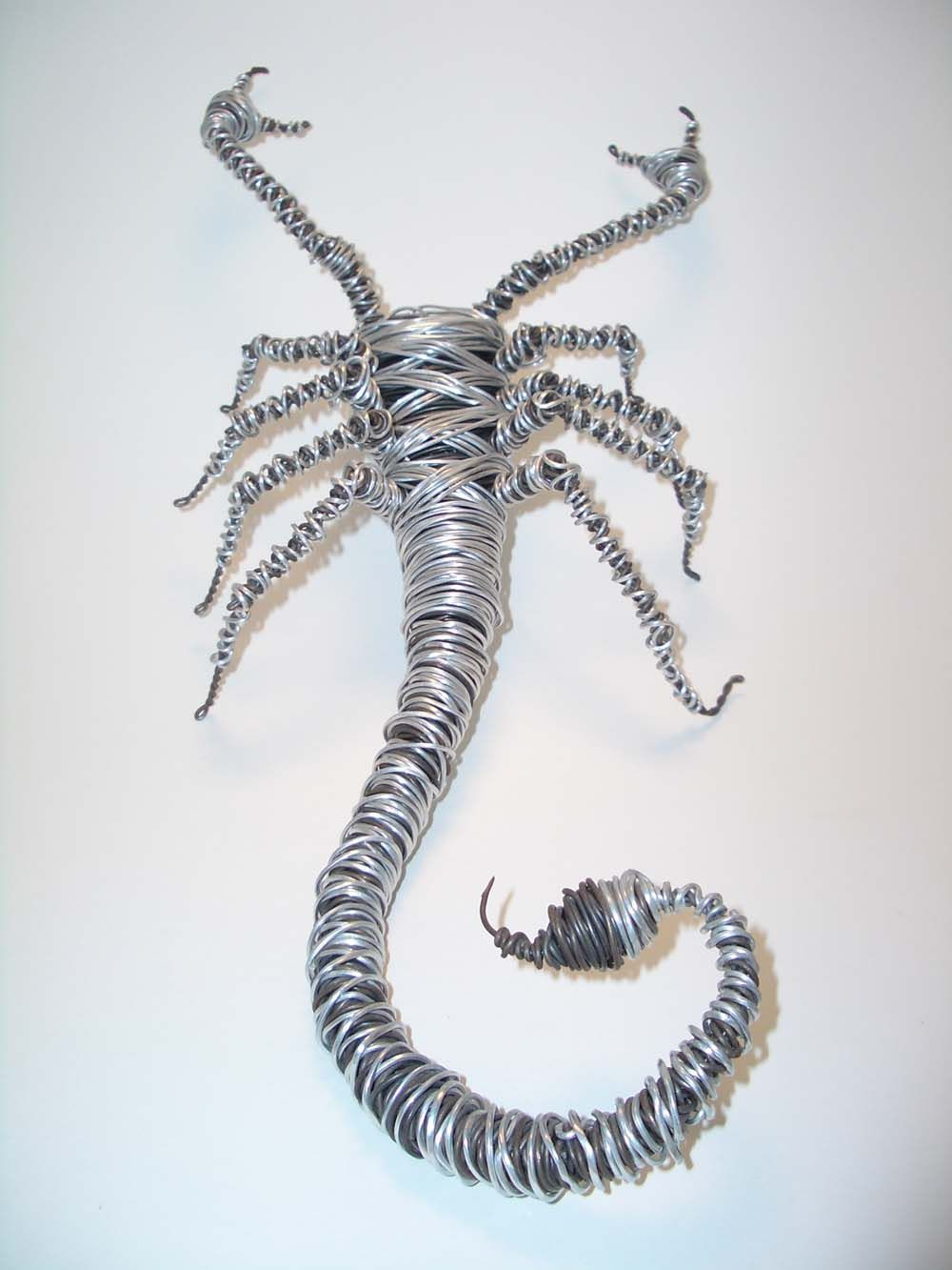 Wire Sculpting | Wire Sculpture by Nic Carbone | Art | Pinterest ...