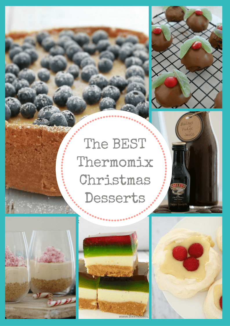 Christmas Desserts 2019.The Best Thermomix Christmas Desserts Thermomix
