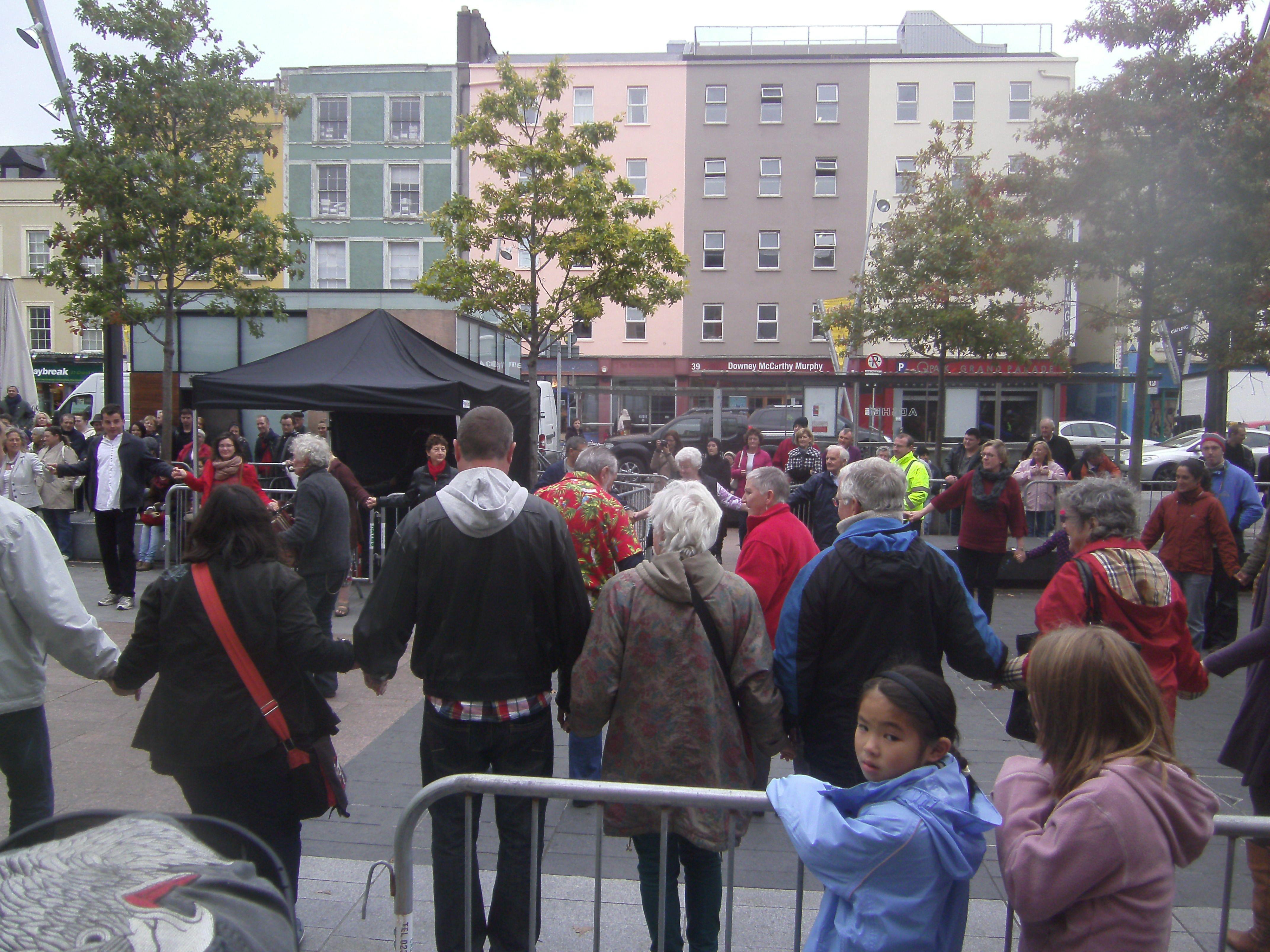 Ceili Mor Cork Music Festival
