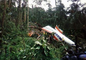 December 20 1995 American Airlines Flight 965 A Boeing