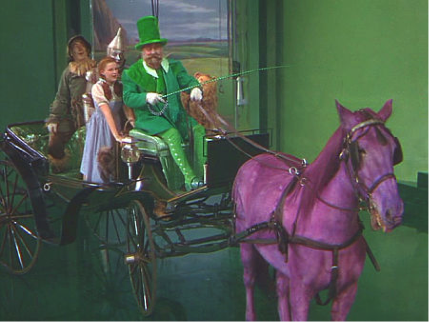 """Pin 14 The first Technicolor film to be released was """"The"""
