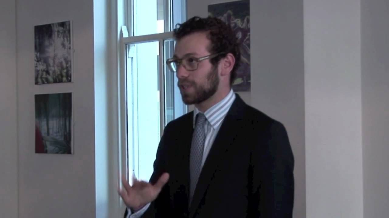 Alexander Lewis from Norton & Sons speaks about bespoke suits and ...