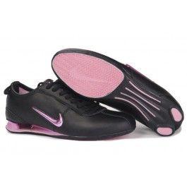 new images of discount exquisite design Bedst Nike shox R3 Sort Pink Dame Skobutik   Købe Nike shox R3 ...