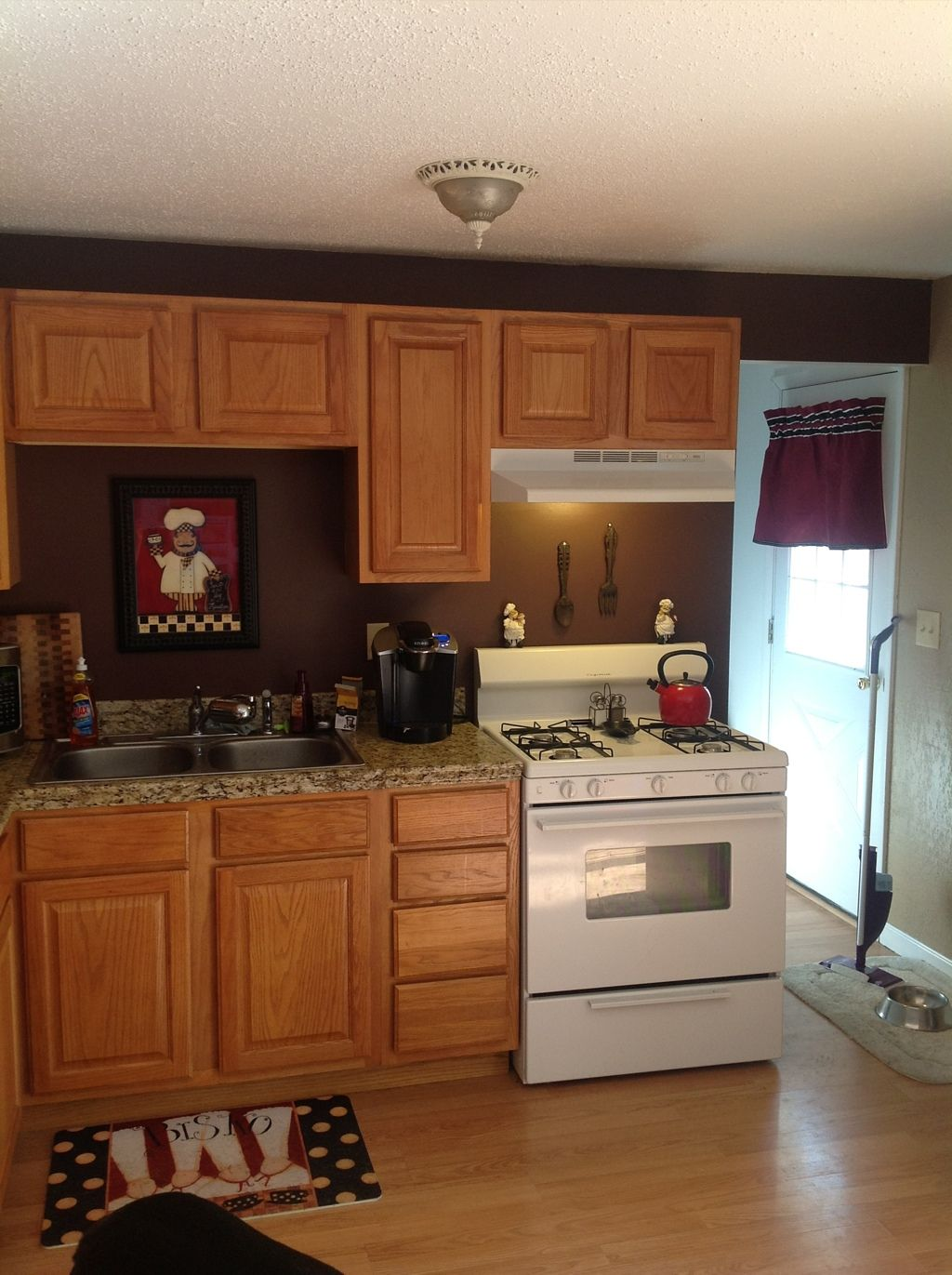 kitchen decor chef theme | kitchen decor design ideas