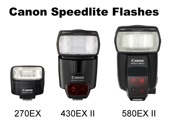 Which Canon Speedlite Flash Is Right For You Camera Photography Canon Camera Speedlight Photography