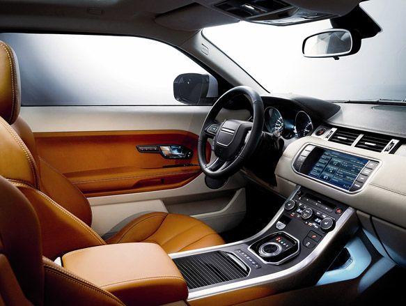 range rover evoque please can i have one belle voiture voitures intrieur range