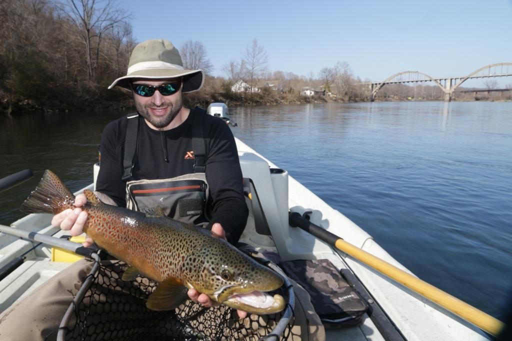 Just Two Days Second Day Fly Fishing Water Flow