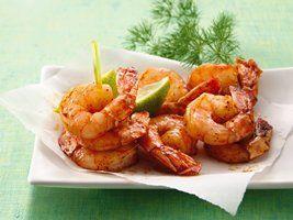 Caramelized Chili Shrimp Recipe from Betty Crocker