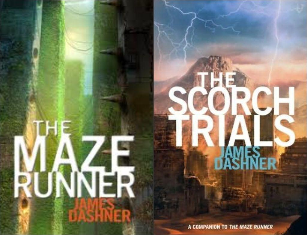The Maze Runner The Scorch Trials By James Dashner I Ii