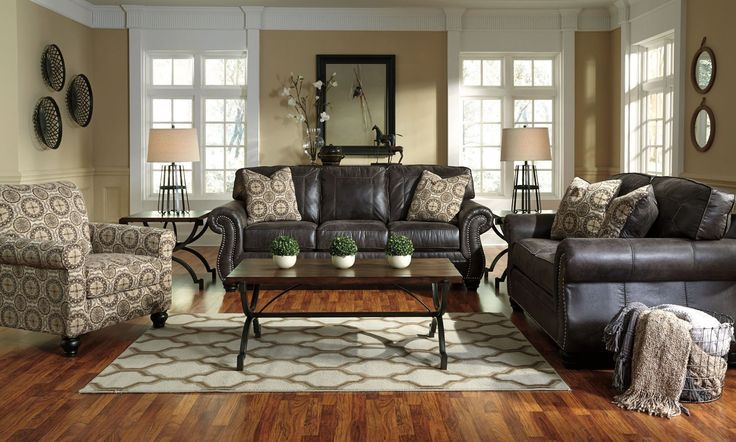 Best Living Room Design Featuring The Breville Sofa By Ashley 400 x 300