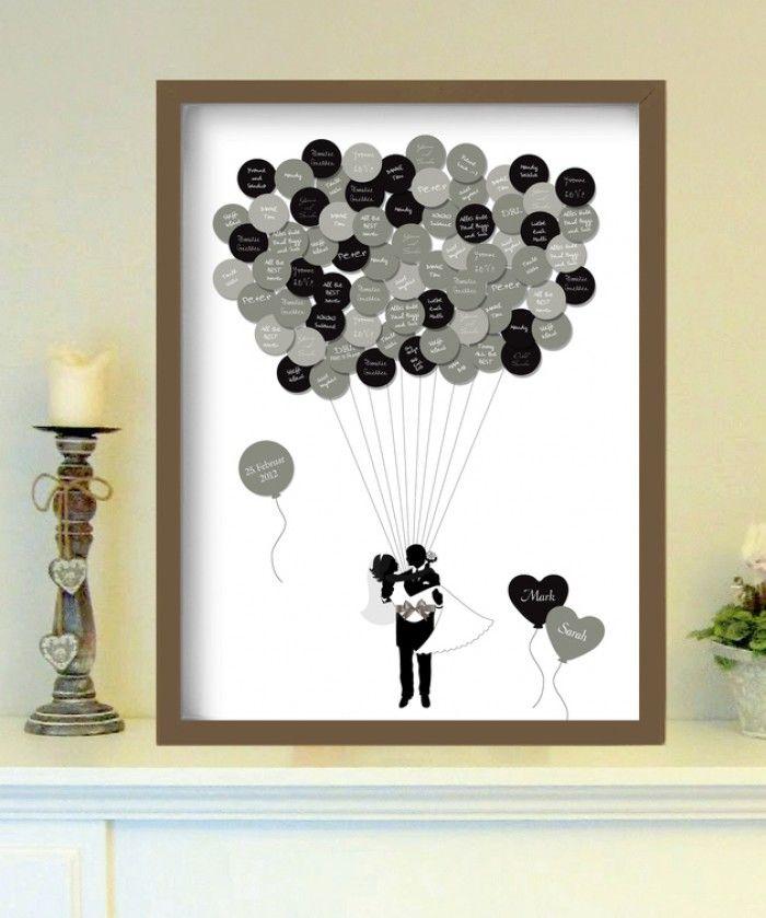 tolle hochzeitsgeschenke ideen angenehme geschenke an. Black Bedroom Furniture Sets. Home Design Ideas