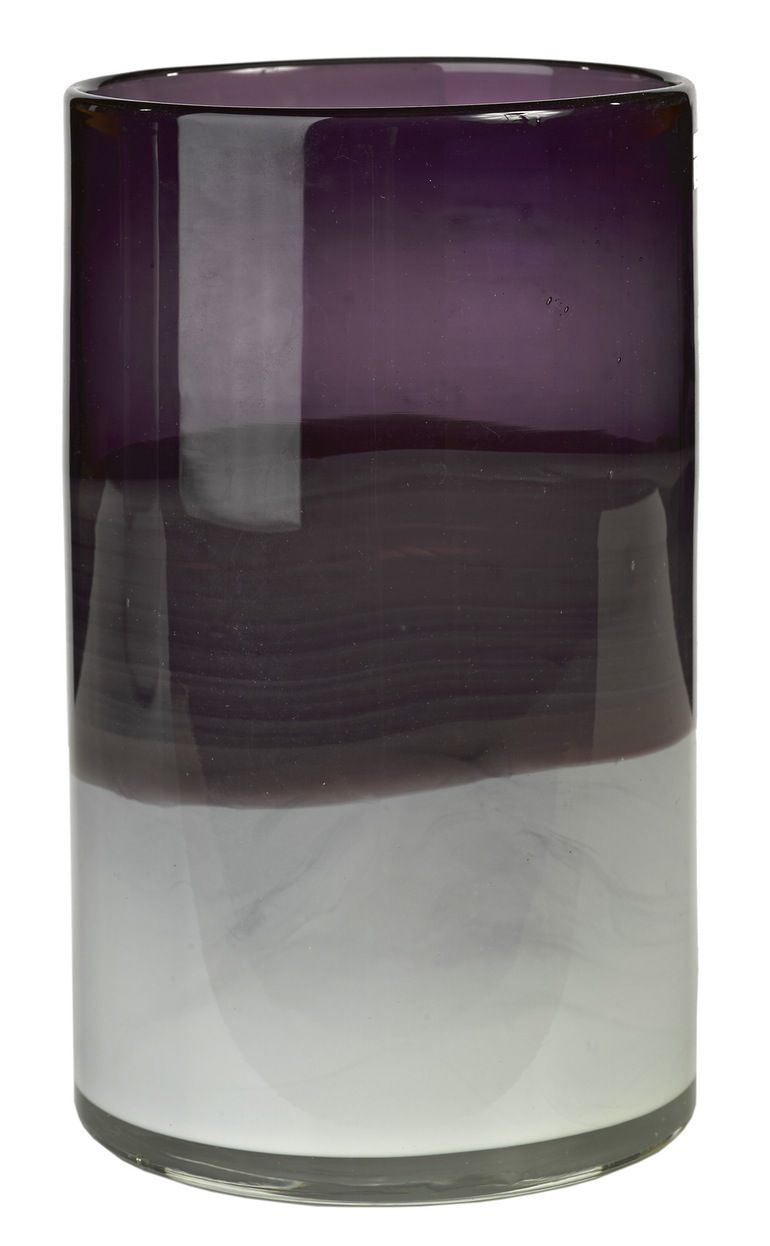 ALINA LAYER VASE, 9''H Curated Kravet