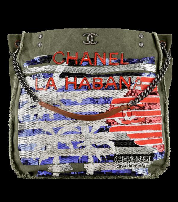 Stylish Chanel Cruise 2017 Bag Collection