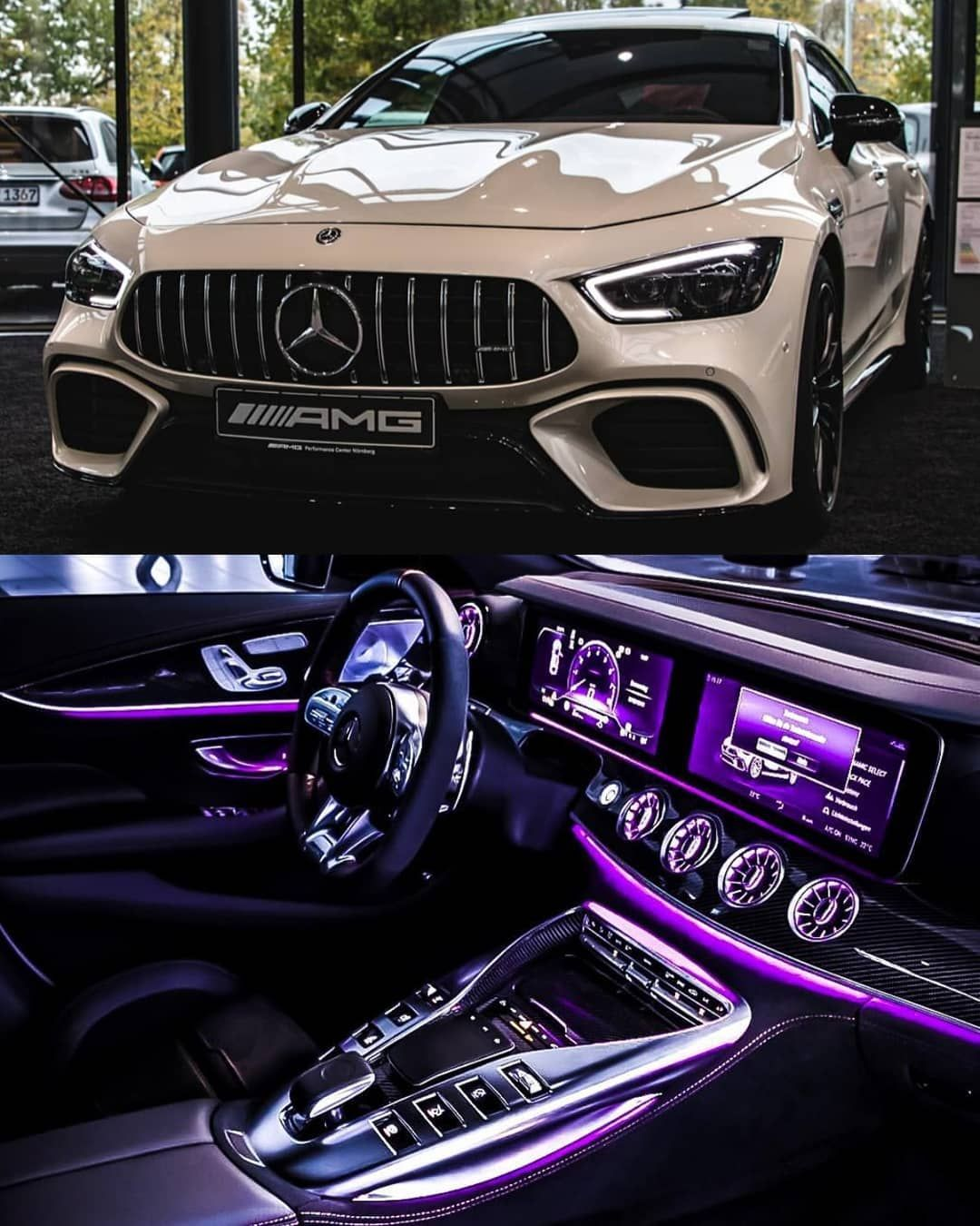 The New Mercedes Amg Gt 63 S 4matic Coupe 4 0 L V8 Biturbo 639 Hp