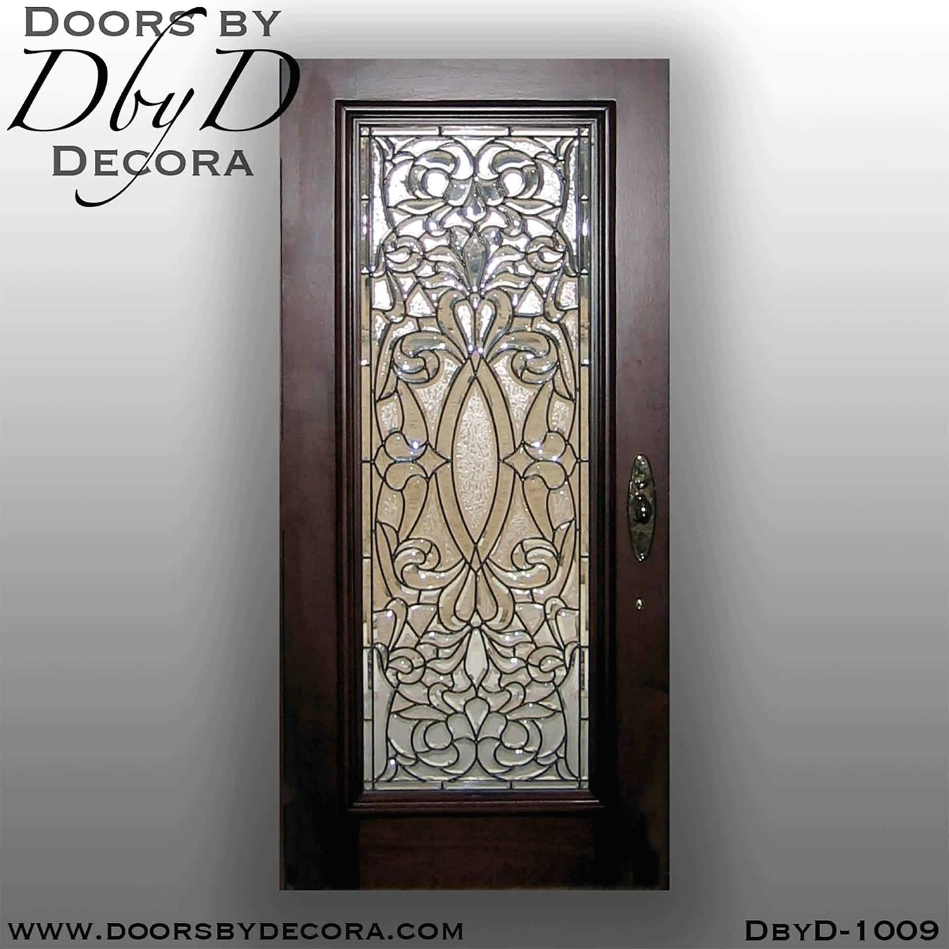 Custom Leaded Glass Front Door Solid Wood Entry Doors By Decora 1000 In 2020 Solid Wood Entry Doors Wood Entry Doors Solid Wood Front Door