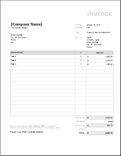 General Ledger Template Download At HttpWwwTemplateinnCom