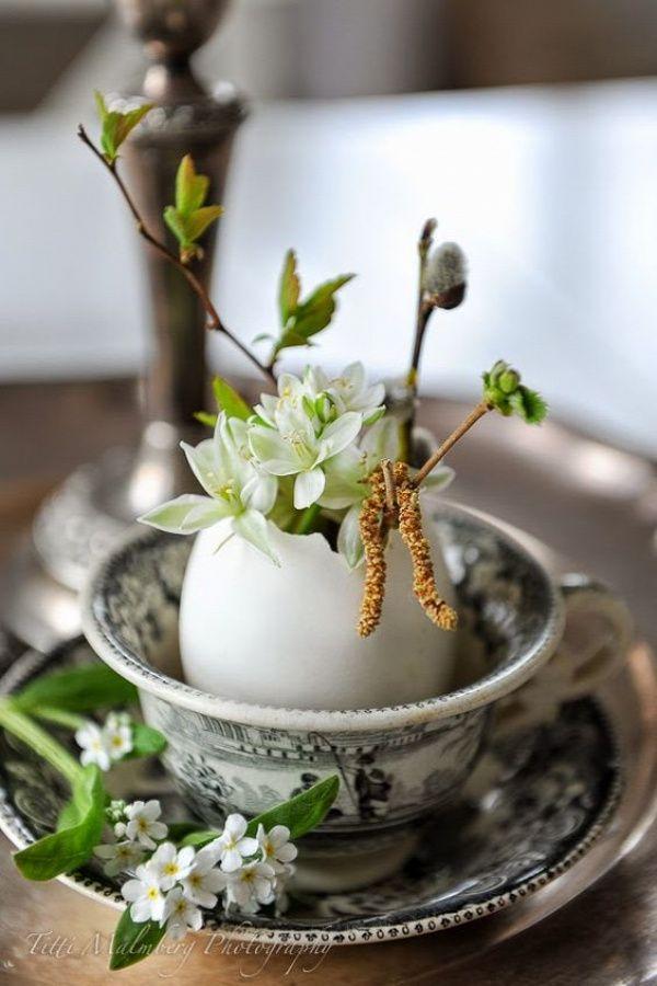 Természetes díszek húsvétra - Színes Ötletek