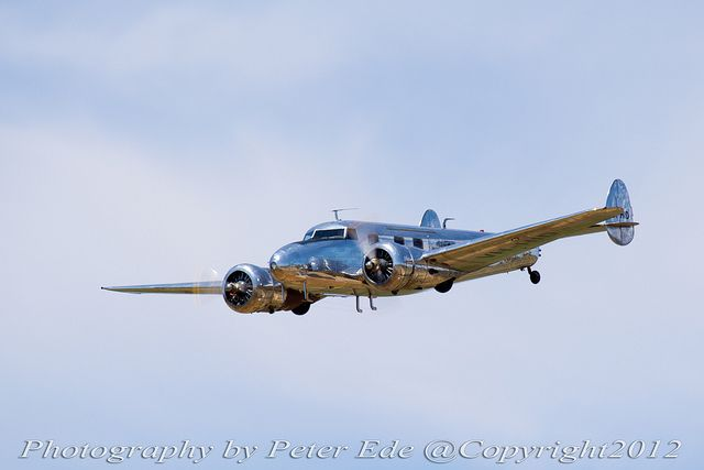 Lockheed Electra.