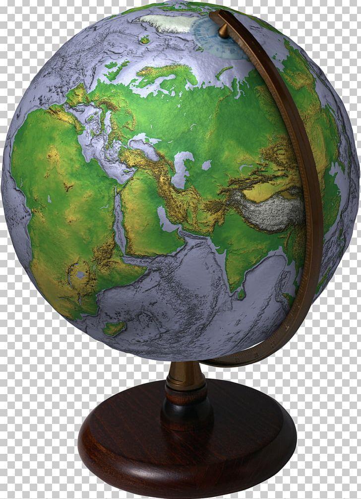 Globe Earth Geography World Map PNG desktop wallpaper